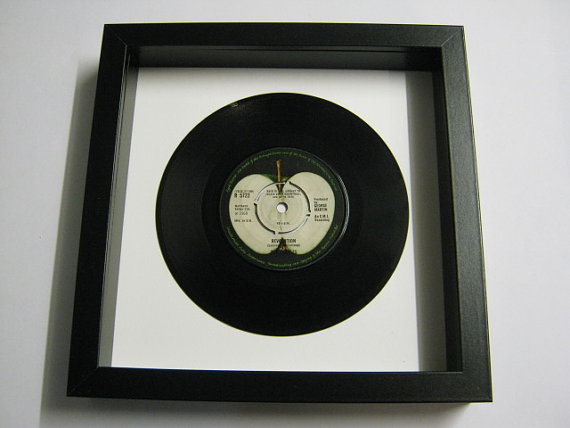 "The Beatles - ""Revolution"" Framed Record"