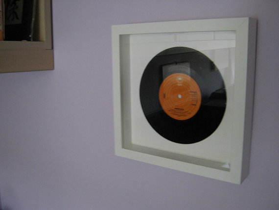 "ABBA - ""Dancing Queen"" Framed Record"
