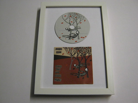 "Bright Eyes - ""Every Day and Every Night"" Framed CD"