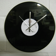 "Black Sabbath ""Heaven And Hell"" 12"" Vinyl Record Wall Clock"