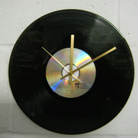 "Radiohead - ""OK Computer"" 12"" CD & Vinyl Record Wall Clock"