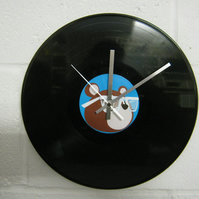 "Kanye West ""Graduation"" 12"" Vinyl Record Wall Clock"