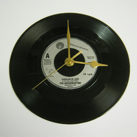 "The Housemartins - ""Caravan Of Love"" 7"" Vinyl Record Wall Clock"