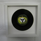 "The Beatles - ""Hey Jude"" Wall Framed 7"" Record"
