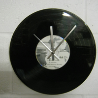 "The Smashing Pumpkins -  ""Cherub Rock"" 12"" CD & Vinyl Record Wall Clock"