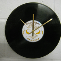 "Gwen Stefani -  ""The Hollaback Girl"" 12"" CD & Vinyl Record Wall Clock"