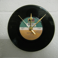 "Matchbox Twenty - ""3AM"" 7"" Vinyl Record Wall Clock"