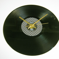 "Pearl Jam -  ""Immortality"" 12"" CD & Vinyl Record Wall Clock"