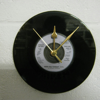 "INXS - ""Need You Tonight"" 7"" Vinyl Record Wall Clock"