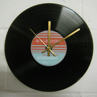 "Amy Winehouse -  ""Tears Dry On Their Own"" 12"" CD Record Wall Clock"