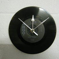 "Etta James - ""At Last"" 7"" Record Wall Clock"
