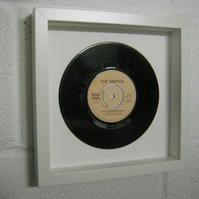 "The Smiths - ""This Charming Man"" Wall Framed 7"" Vinyl Record"
