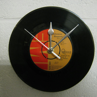 "Queen - ""Bohemian Rhapsody"" 7"" Vinyl Record Wall Clock"