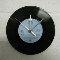 "Barry White - ""You're The First, My Last, My Everything"" 7"" Record Wall Clock"