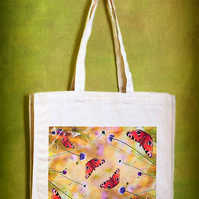 BUTTERFLY - TOTE BAGS INSPIRED BY NATURE FROM LISA COCKRELL PHOTOGRAPHY