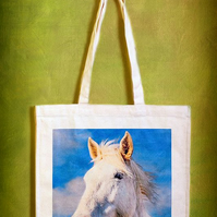 WILD HORSE - TOTE BAGS INSPIRED BY NATURE FROM LISA COCKRELL PHOTOGRAPHY