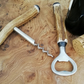 Antler bottle opener set
