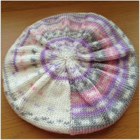 Baby Beret 6 - 12 months - NOW 10% REDUCTION