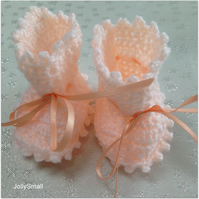 Newborn Baby Booties - NOW 10% REDUCTION