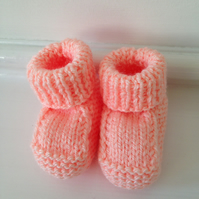 Baby Booties 0 - 3 months