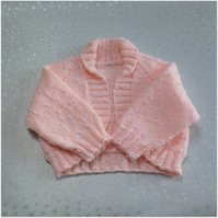 Baby Cardigan - Girl's 6 - 12 months - OVER 10% REDUCTION