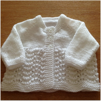 Baby Cardigan 0 - 3 months