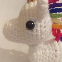 Amigurumi Unicorn (Medium)