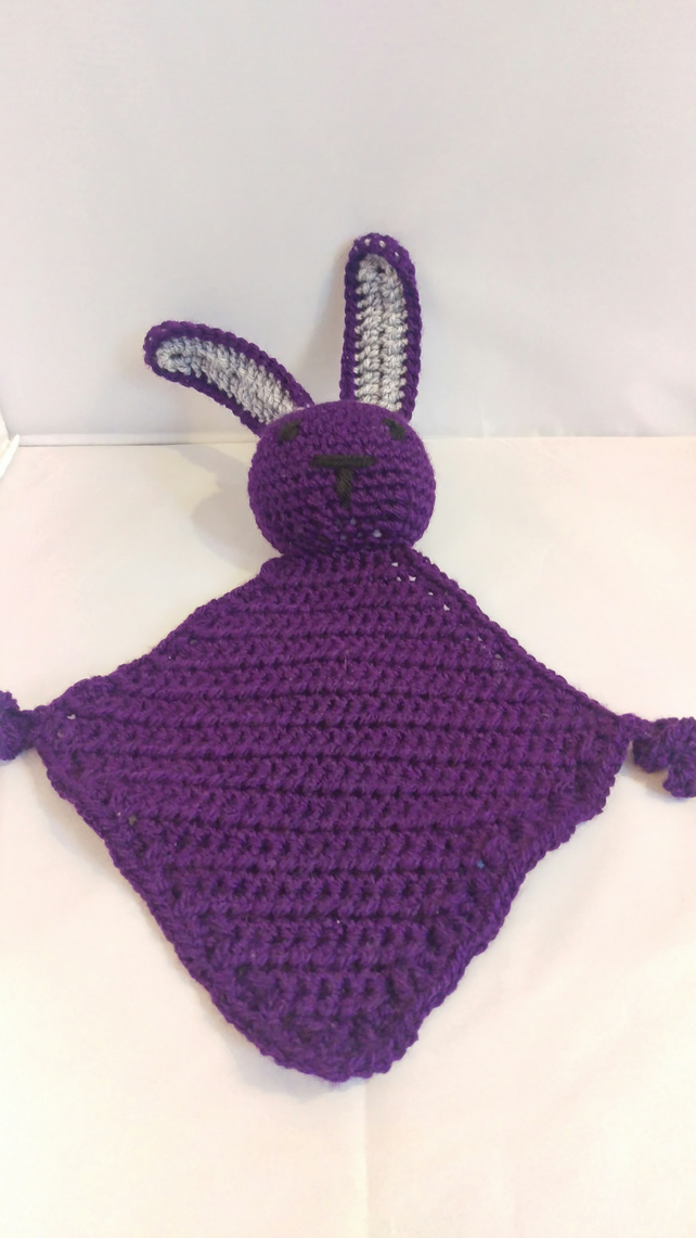 Rabbit Comfort Blanket