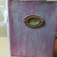 Handmade Pocket Page Memory Album 'Dream'