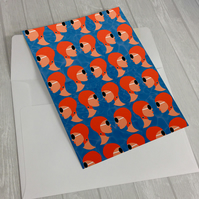 Lido Ladies Orange Card