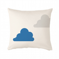"Clouds Cushion, cushion cover 50x50 cm (20x20"")"