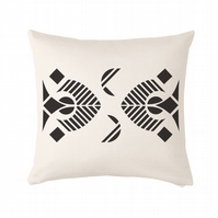 "Classic pattern Cushion, cushion cover 50x50 cm (20x20"")"