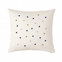 "Dots Cushion, cushion cover 50x50 cm (20x20"")"