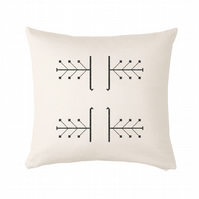 "Cushion cover Indian pattern 50x50 cm (20x20"")"