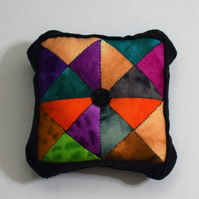 Batik Pin Cushion