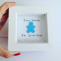 Baby boy, new baby, nursery art, christening gift, boys birthday