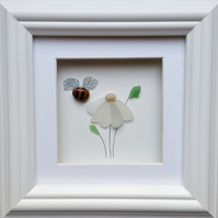 Sea Glass Flowers, Unusual Gifts for Women, Quirky Gift Ideas