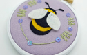 "Embroideries in 3"" Hoops"