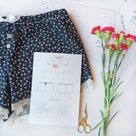 Lexi Chick Boxers Sewing Pattern