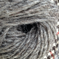 BFL naturally coloured Lambswool in Lopi Yarn 25g x 12