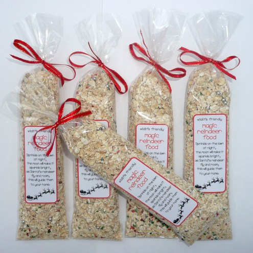Magic Reindeer Food - Rudolph's Christmas Treat!