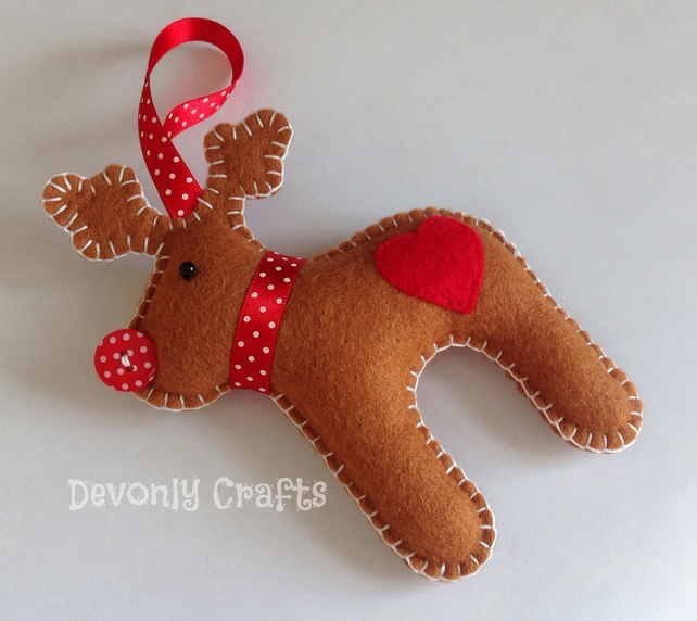 Christmas Reindeer Decorations