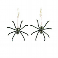 Halloween Costume Spider Earrings halloween gifts halloween jewelry witch