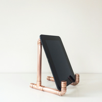Copper Ipad Mini and Tablet Stand