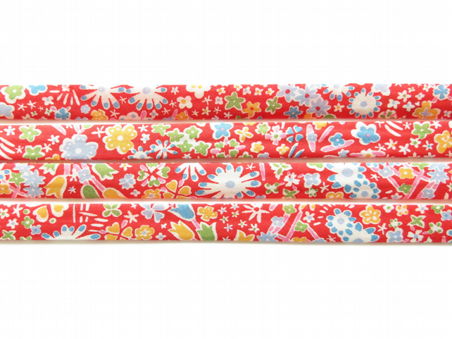 Kayoko B - Liberty fabric bias binding, sewing supplies