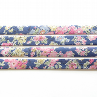 Tatum K - Liberty fabric bias binding, haberdashery supplies