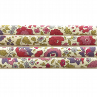 D' Anjo A - Liberty fabric bias binding
