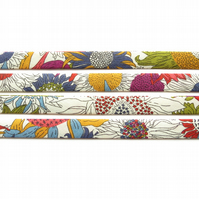 Small Susanna C - Liberty fabric bias binding