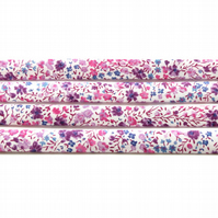 Phoebe L - Liberty fabric bias binding