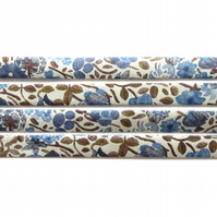 Kaylie Sunshine B - Liberty fabric bias binding